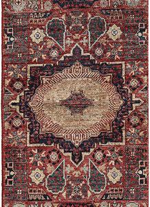 Firebrick Mamluk 1' 11 x 4' 10 - No. 66010