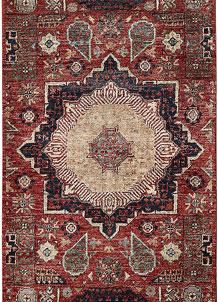 Brown Mamluk 2' 1 x 4' 9 - No. 66015