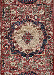 Brown Mamluk 2' x 4' 8 - No. 66027