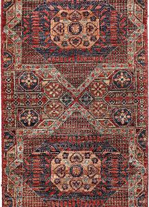 Brown Mamluk 2' x 4' 11 - No. 66039