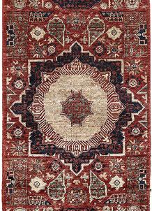 Brown Mamluk 2' x 4' 9 - No. 66042