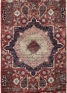 Brown Mamluk 1' 11 x 5' - No. 66043