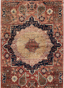 Brown Mamluk 1' 10 x 4' 9 - No. 66050