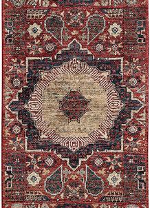 Firebrick Mamluk 1' 11 x 4' 9 - No. 66052