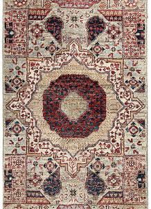 Dark Khaki Mamluk 2' x 4' 10 - No. 66057