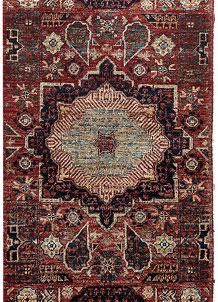 Firebrick Mamluk 1' 11 x 4' 9 - No. 66063