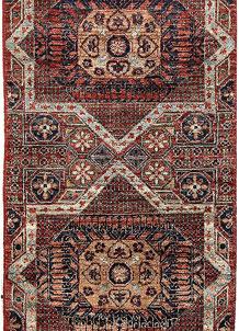 Firebrick Mamluk 2' x 4' 11 - No. 66065