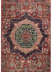 Firebrick Mamluk 1' 11 x 5' - No. 66067
