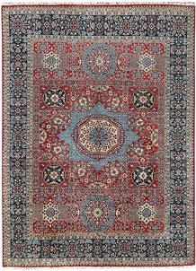 Firebrick Mamluk 8' 10 x 11' 7 - No. 66174
