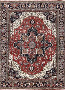Firebrick Ziegler 9' 2 x 12' - No. 66216