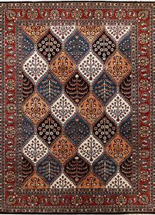 Multi Colored Ziegler 8' 10 x 12' - No. 66397