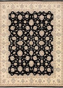 Black Ziegler 8' 11 x 11' 7 - No. 66452