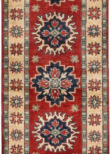 Firebrick Kazak 2' x 5' 7 - No. 66563