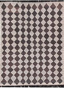 Multi Colored Kilim 4' 10 x 6' 5 - No. 66635