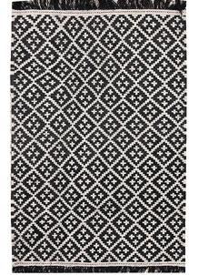 Multi Colored Kilim 4' x 5' 10 - No. 66669