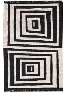 Multi Colored Kilim 3' 5 x 4' 10 - No. 66675