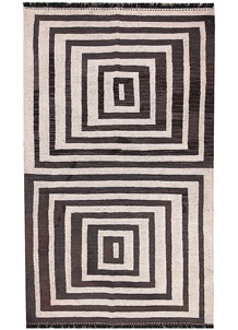 Multi Colored Kilim 3' 9 x 6' 4 - No. 66682