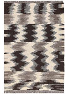 Multi Colored Kilim 5' 11 x 8' 9 - No. 66711