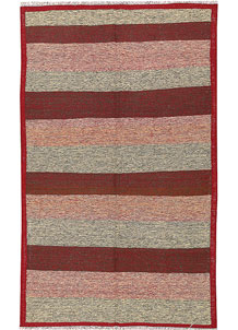 Multi Colored Kilim 4' 9 x 8' - No. 66839