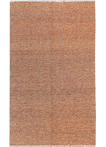 Multi Colored Kilim 4' 7 x 8' - No. 66853
