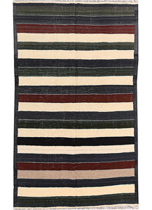 Multi Colored Kilim 4' 10 x 8' 2 - No. 66857