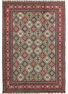 Multi Colored Khal Mohammadi 6' 10 x 10' 2 - No. 67137