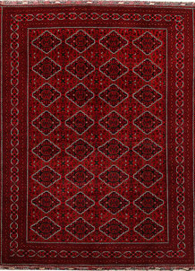 Dark Red Khal Mohammadi 8' 1 x 11' 3 - No. 67149