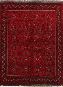 Dark Red Khal Mohammadi 8' x 11' 1 - No. 67150