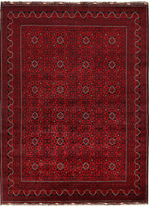 Dark Red Khal Mohammadi 8' x 10' 10 - No. 67154