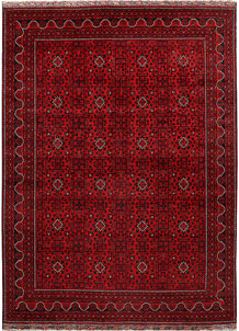 Dark Red Khal Mohammadi 8' x 11' - No. 67156
