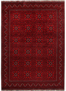 Dark Red Khal Mohammadi 8' 2 x 11' 4 - No. 67160