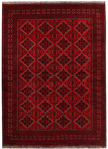 Dark Red Khal Mohammadi 8' 2 x 11' 3 - No. 67162