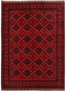 Dark Red Khal Mohammadi 8' 2 x 11' 3 - No. 67164