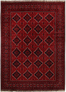 Dark Red Khal Mohammadi 8' 2 x 11' 2 - No. 67167