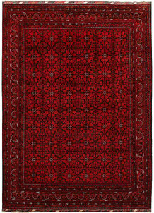Dark Red Khal Mohammadi 8' 2 x 11' 4 - No. 67169