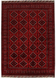 Dark Red Khal Mohammadi 7' 11 x 11' - No. 67171