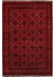 Dark Red Khal Mohammadi 7' 11 x 11' 5 - No. 67172