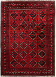 Dark Red Khal Mohammadi 8' 2 x 11' 5 - No. 67181