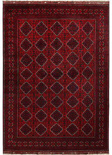 Dark Red Khal Mohammadi 8' x 11' 1 - No. 67183