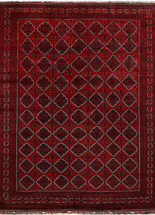 Dark Red Khal Mohammadi 9' 9 x 12' 5 - No. 67191