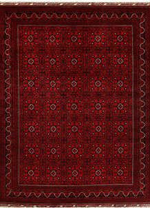 Dark Red Khal Mohammadi 9' 10 x 12' 8 - No. 67201