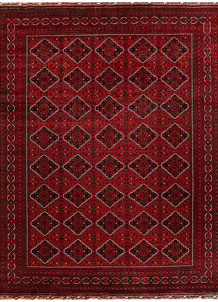 Dark Red Khal Mohammadi 9' 11 x 12' 6 - No. 67203