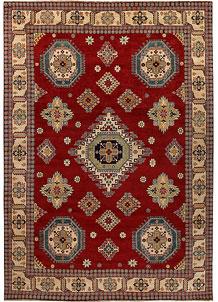 Firebrick Kazak 9' 8 x 14' - No. 67236