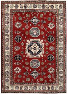 Firebrick Kazak 9' 11 x 14' 5 - No. 67242