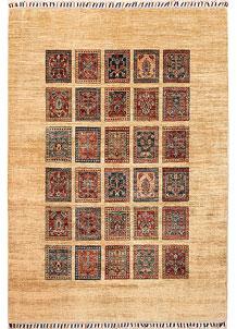 Multi Colored Kazak 5' x 6' 8 - No. 67264
