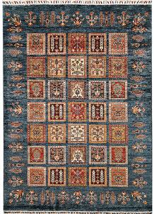 Multi Colored Kazak 4' 11 x 6' 10 - No. 67269