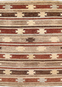 Multi Colored Gabbeh 8' 2 x 10' 2 - No. 67337
