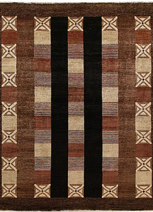 Multi Colored Gabbeh 8' 3 x 9' 6 - No. 67338