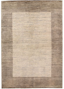 Multi Colored Gabbeh 5' 9 x 8' 2 - No. 67340