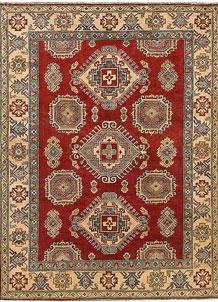 Firebrick Kazak 5' 1 x 6' 9 - No. 67429